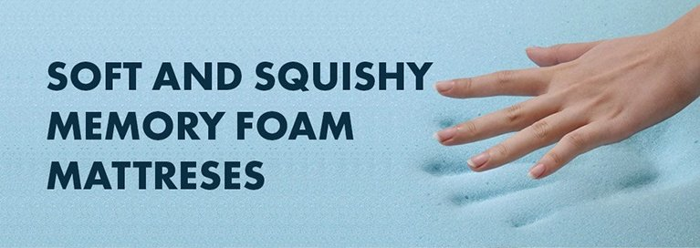 Soft and Squishy Memory Foam