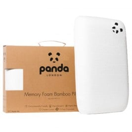 Panda Kids Bamboo Mattress Cover