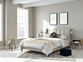Avery Upholstered Bed Frame