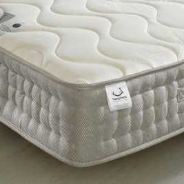 Bamboo 1500 Pocket Sprung Memory and Reflex Foam Mattress