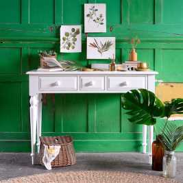 Burford Painted Console Dressing Table