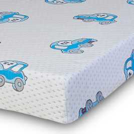 Choo Choo Reflex Foam Orthopaedic Kids Mattress - 3ft Single (90 x 190 cm)