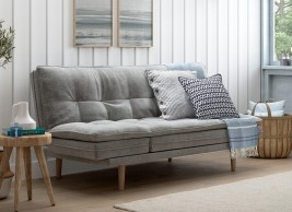 Dublin 3 Seater Clic-Clac Chaise  Sofa Bed