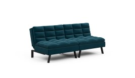 Duet Denim Blue Sofa Bed