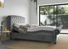 Ellis Sleepmotion 200i Adjustable Upholstered Bed Frame