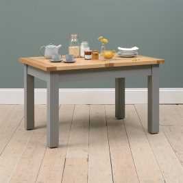 Florence Grey 132-162-192cm Extending Table
