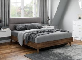 Florence Upholstered Ottoman Bed Frame