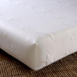 Fusion Lite Memory and Reflex Foam Orthopaedic Mattress