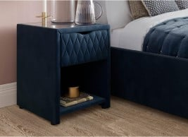 Grove 1 Drawer USB Charging Bedside Table