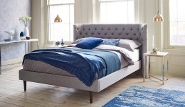 Harper Upholstered Bed Frame
