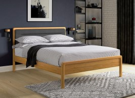 Hastings Wooden Bed Frame