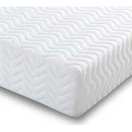Home and Haus 7 Zone Comfort Memory Foam Mattress