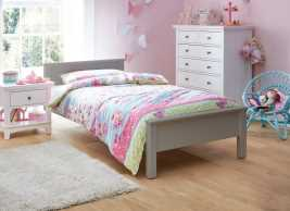 Hutchin Low Rise Wooden Bed Frame