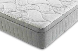Hyder Black Gel Luxe 3000 Plush Top Mattress