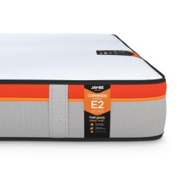 Jay-Be CoreKids E2 IR-Energy 750 Memory Pocket Spring Mattress