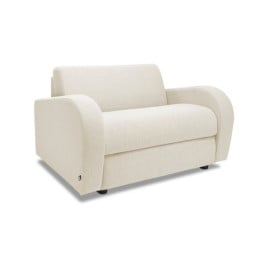 Jay-Be Retro Cream Chair Sofa Bed