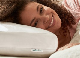 Kally Ultimate Side Sleeper Pillow