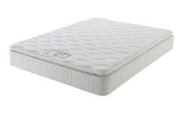 Layezee 800 Pocket Memory Pillow Top Mattress