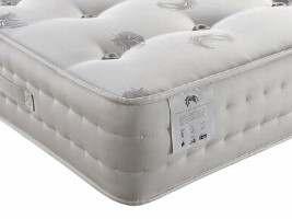 Natural Cashmere Backcare Mattress