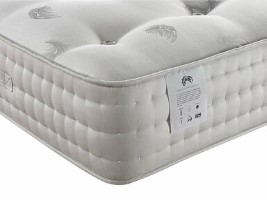 Natural Silk Comfort Mattress