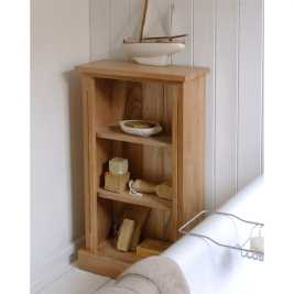Newark Oak Small Bookcase