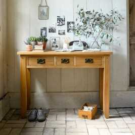 Oakland Console Dressing Table