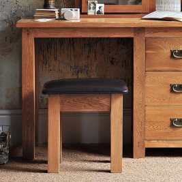 Oakland Dressing Table Stool