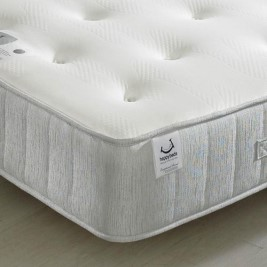 Pearl Contour Spring Memory Foam Tufted Mattress