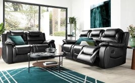 Vancouver 3+2 Seater Recliner Sofa Set