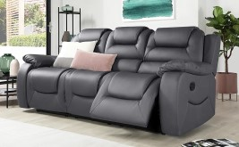 Vancouver 3 Seater Recliner Sofa