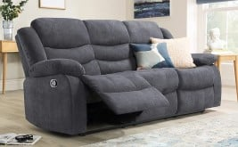 Sorrento 3 Seater Recliner Sofa