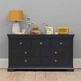 Radley Painted 3 Over 4 Chest of Drawers