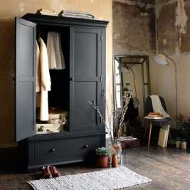 Radley Painted Gents Wardrobe
