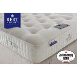 Rest Assured Tufted Wool Firmer 2000 Mattress