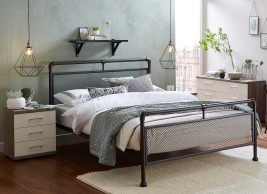 Ruskin Metal Bed Frame