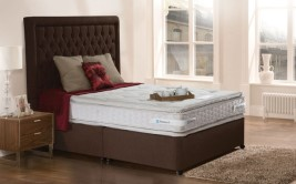 Sealy Coniston Contract Pillow Top Divan Bed