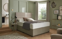 Sealy Keswick Firm Contract Divan Bed