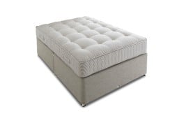 Shire Hotel Deluxe 1000 Pocket Contract Divan Mattress