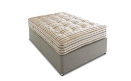Shire Hotel Supreme 2000 Pocket Contract Divan Mattress