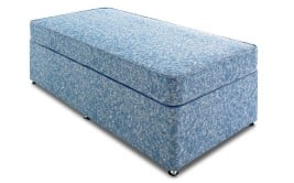 Shire Worcester Contract Divan Mattress