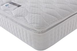 Silentnight 2000 Mirapocket Pillow Top Mattress