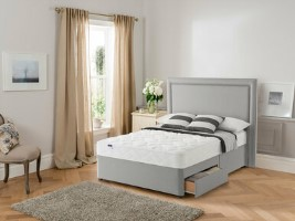 Silentnight Easycare Miracoil Divan Set