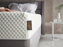 Studio by Silentnight Premium Memory Mattress | Medium/Firm