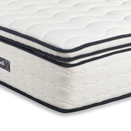 Sleep Soul Space 2000 Pocket Spring Pillowtop Mattress