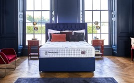 Sleepeezee Perfectly British Regent 2600 Pocket Mattress