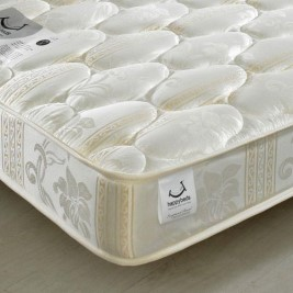 Star Spring Quilted Fabric Mattress
