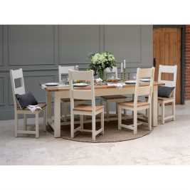 Sussex Painted 220-265-310cm Extending Table
