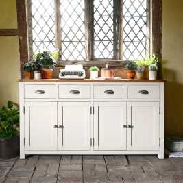 Sussex Painted Extra Large Sideboard