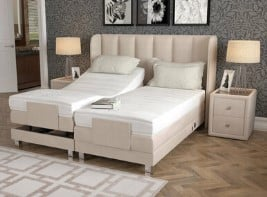 Tech Motion Adjustable Divan Bed Set