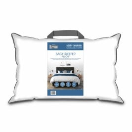 Teflon Back Sleeper Pillow